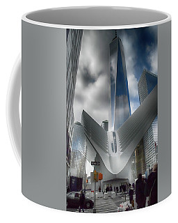 Wtc Oculus - Freedom Tower Coffee Mug