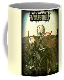 Wulfskull #1 Coffee Mug