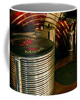Wurlitzer Music Coffee Mug