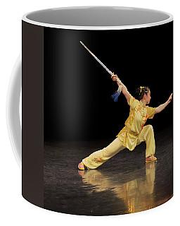 Wushu Coffee Mug