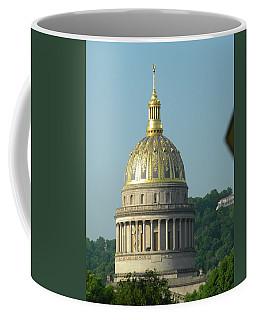 Wv State Capital Building  Coffee Mug