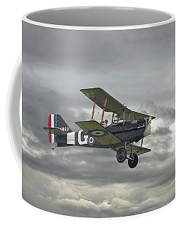 Coffee Mug featuring the digital art Ww1 - Icon Se5 by Pat Speirs