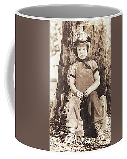 Ww2 Wingman Holding The Forte Coffee Mug
