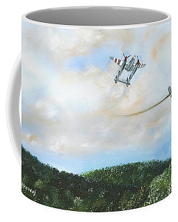 Wwii Dogfight Coffee Mug