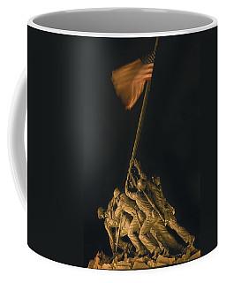 Iwo Jima Remembrance Coffee Mug