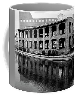 Coffee Mug featuring the photograph Wyche Pavilion by Corinne Rhode