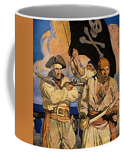 Wyeth: Treasure Island Coffee Mug