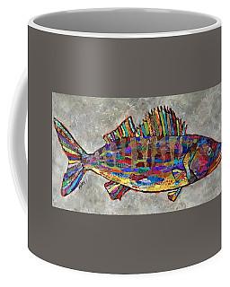 Wylie The Walleye Coffee Mug