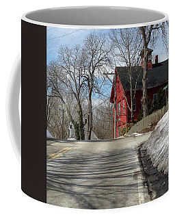 Wyman Coffee Mug