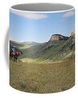 Wyoming Bluffs Coffee Mug