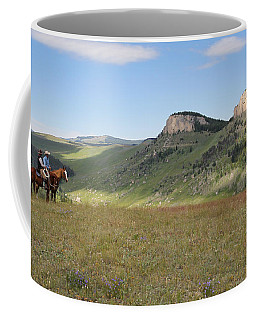 Wyoming Bluffs Coffee Mug