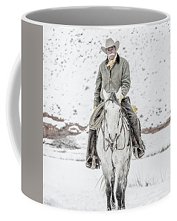 Wyoming Cowboy Coffee Mug