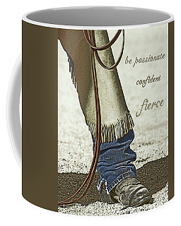 Wyoming Fierce Coffee Mug