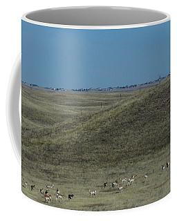 Wyoming Pronghorns Coffee Mug