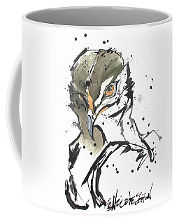 Wyoming Raptor Coffee Mug