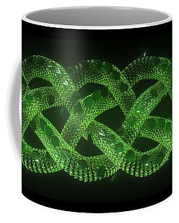 Wyrm - The Celtic Serpent Coffee Mug