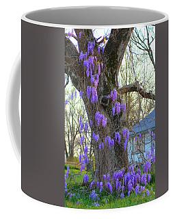 Wysteria Tree Coffee Mug