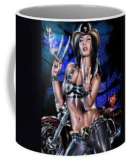 X-23 Logan's Run Coffee Mug