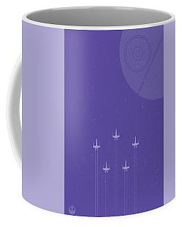 X-wing Attack Coffee Mug