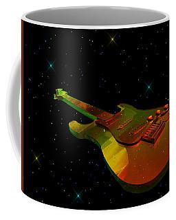 X9 Coffee Mug by Mark Blauhoefer