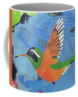 Xantus Hummingbird Coffee Mug