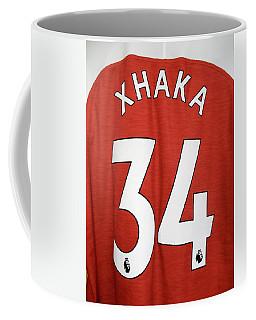 Xhaka 34 Coffee Mug