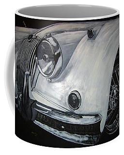 Xk150 Jaguar Coffee Mug