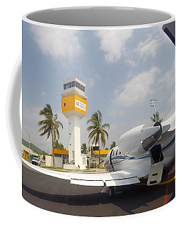 Coffee Mug featuring the digital art Xls Plus Paradise by James Weatherly