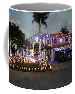 Xmas House Coffee Mug