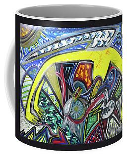 Xxxkull Patterns II Coffee Mug