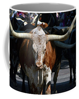 Coffee Mug featuring the photograph Ya'all Be Careful Now..... by Debby Pueschel