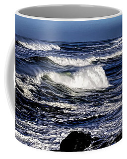 Yachats Bay Coffee Mug