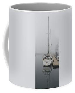 Yacht Doesn't Go In The Fog Coffee Mug
