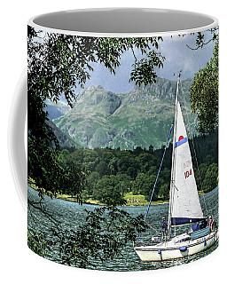 Yachting Lake Windermere Coffee Mug