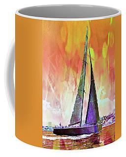 Yachts,summer Coffee Mug