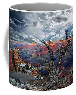 Yaki Point Grand Canyon Coffee Mug