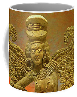 Yakshi Of Chandraketu Coffee Mug
