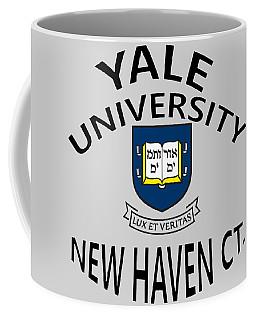 Yale University New Haven Connecticut  Coffee Mug
