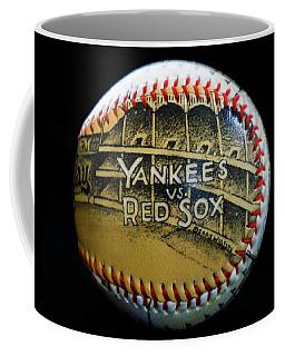 Yankee Baseball Coffee Mug