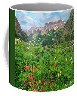 Yankee Boy Basin Coffee Mug