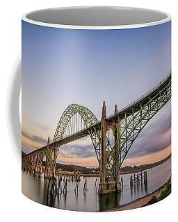 Yaquina Bay Bridge Coffee Mug