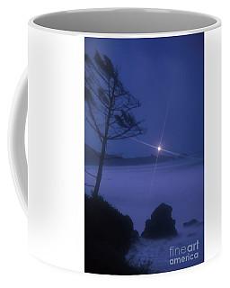 Yaquina Head At Night Coffee Mug