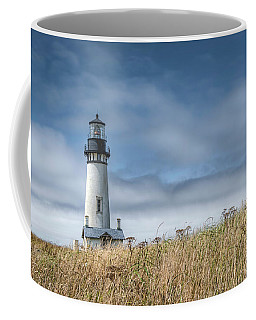Yaquina Head Light Coffee Mug