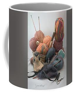 Yarn Coffee Mug