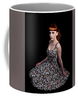 Yasmin Skirt Left Coffee Mug