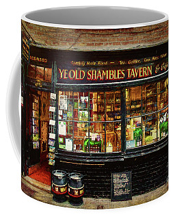 Ye Old Shambles Tavern Coffee Mug