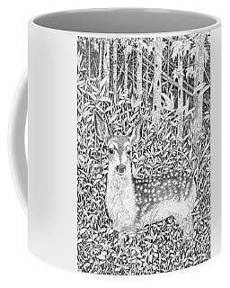 Yearling Coffee Mug by Lawrence Tripoli