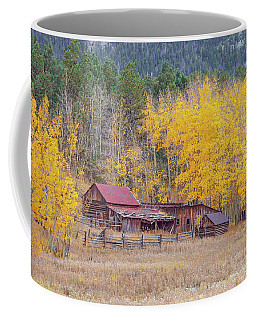 Yearning For The Tranquility Of A Rustic Milieu  Coffee Mug