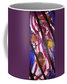 Yearning To Be Free Coffee Mug