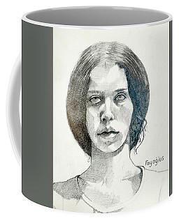 Yelena Coffee Mug by Ray Agius